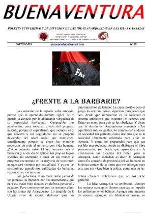 2013ko urtarrila buenaventura Nº 29-1