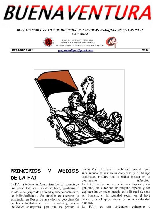 2013 otsaila bunaventura Nº 30-1