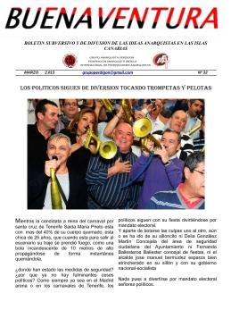2013 martxoa buenaventura Nº 32-1