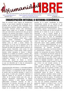 Humanidad Libre MARZO 2013-1