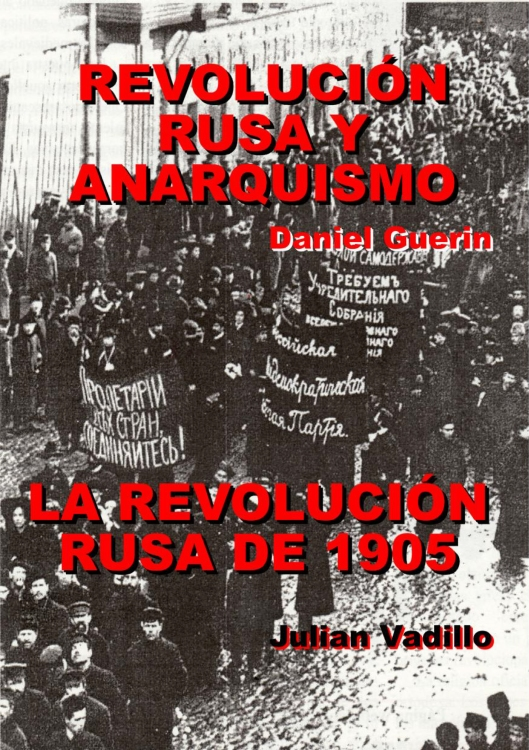 revolución rusa y anarquismo
