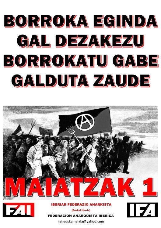 MAIATZAK 1 EUSKARAZ 2 B